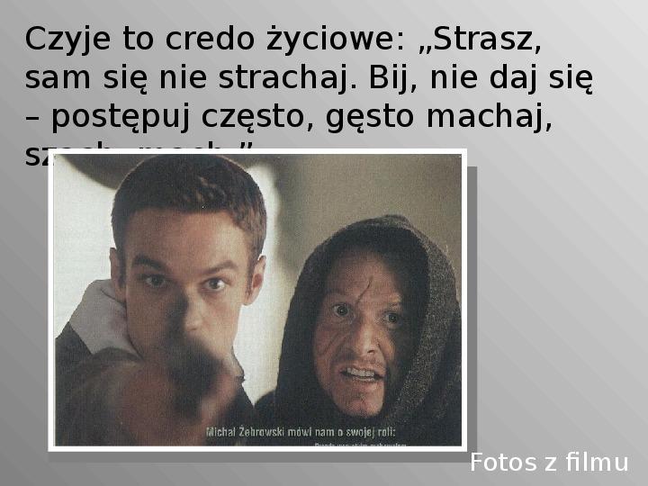 Pan Tadeusz - Slajd 54