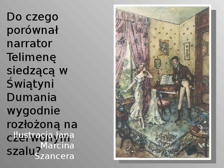 Pan Tadeusz - Slajd 60