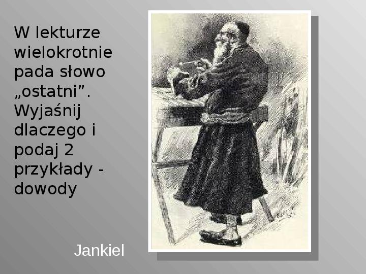 Pan Tadeusz - Slajd 61