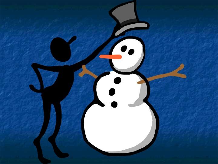Płatki śniegu - Slajd 23