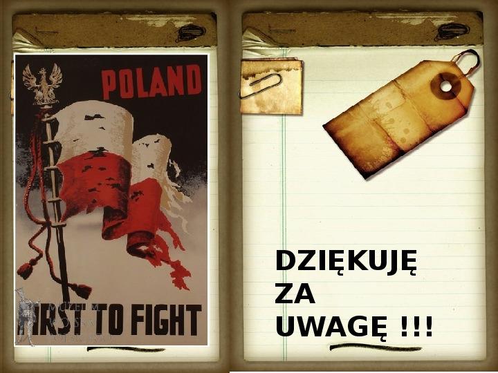 Polska polityka zagraniczna okresu międzywojennego - Slajd 21