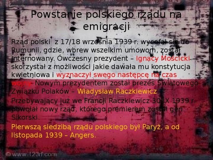 Polskie Państwo Podziemne - Slajd 1