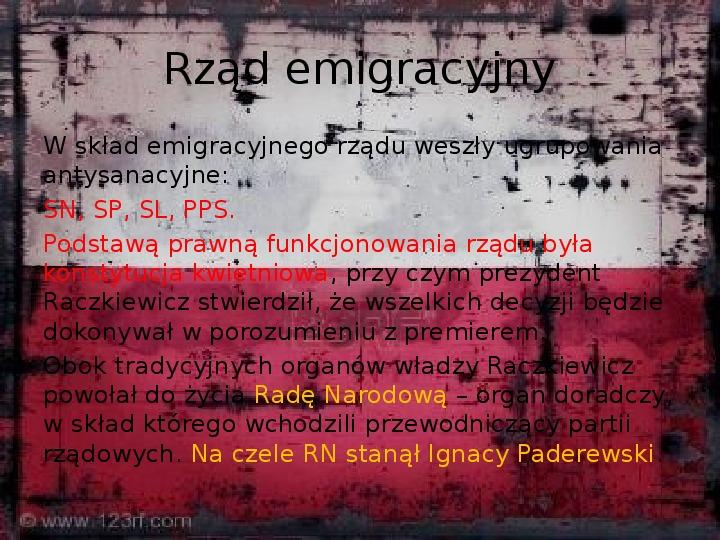 Polskie Państwo Podziemne - Slajd 2