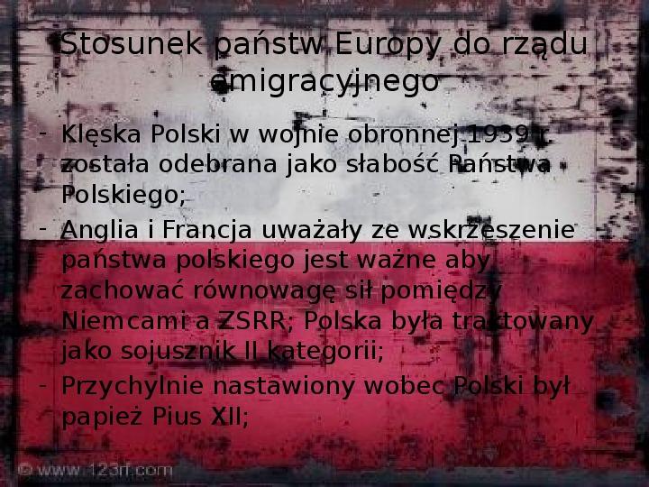 Polskie Państwo Podziemne - Slajd 4