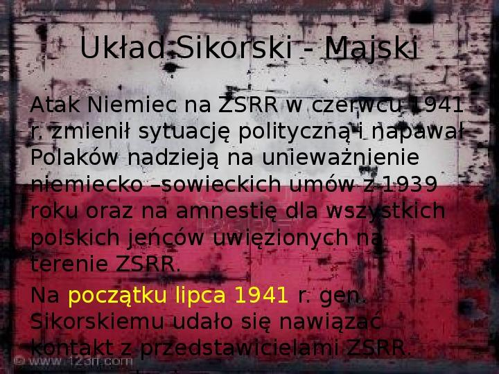 Polskie Państwo Podziemne - Slajd 10