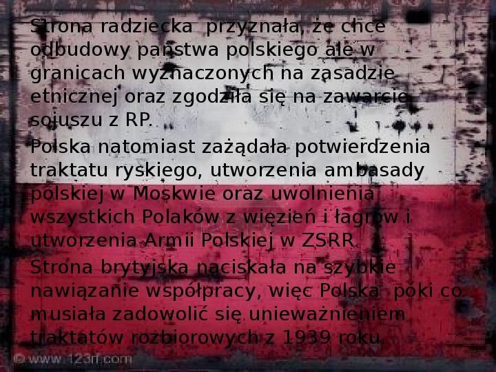 Polskie Państwo Podziemne - Slajd 11