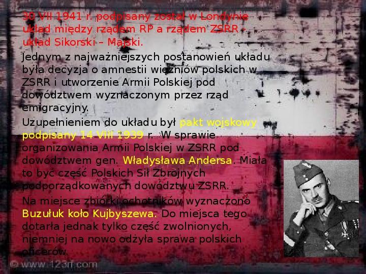 Polskie Państwo Podziemne - Slajd 13