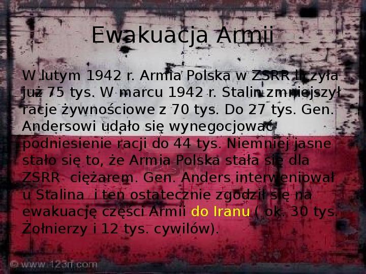 Polskie Państwo Podziemne - Slajd 14