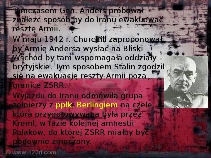 Polskie Państwo Podziemne - Slajd 15