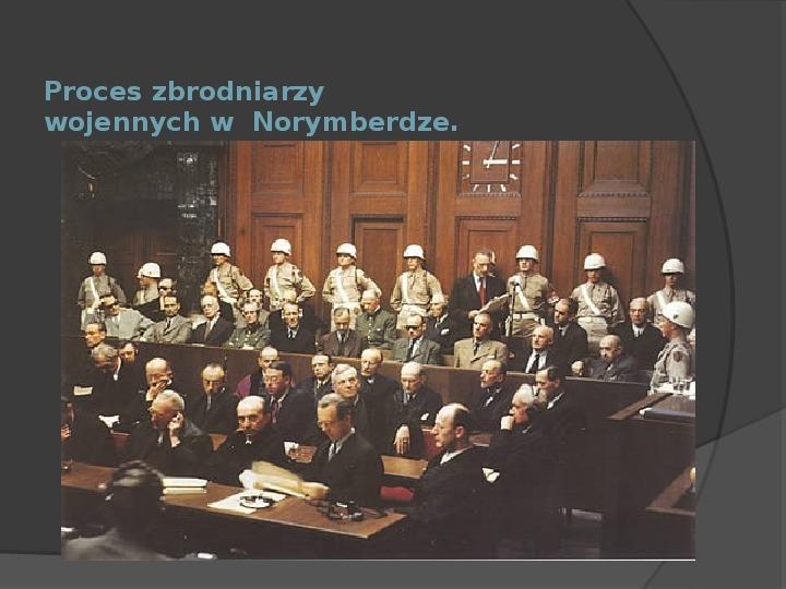 Powstanie dwóch państw niemieckich - NRD i NRF - Slajd 4