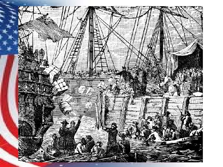 Powstanie Stanów Zjednoczonych Ameryki - Slajd 9