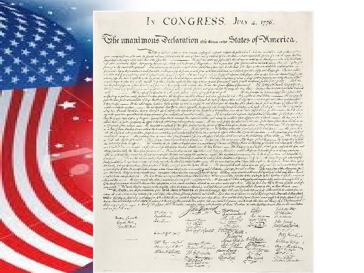 Powstanie Stanów Zjednoczonych Ameryki - Slajd 12