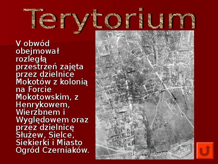 Powstanie Warszawskie 1944 - Slajd 11