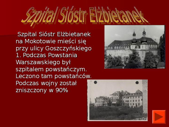 Powstanie Warszawskie 1944 - Slajd 30