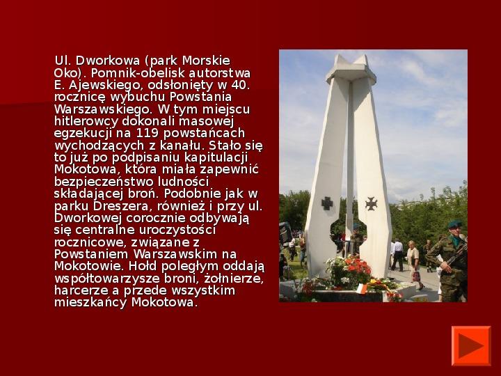 Powstanie Warszawskie 1944 - Slajd 36
