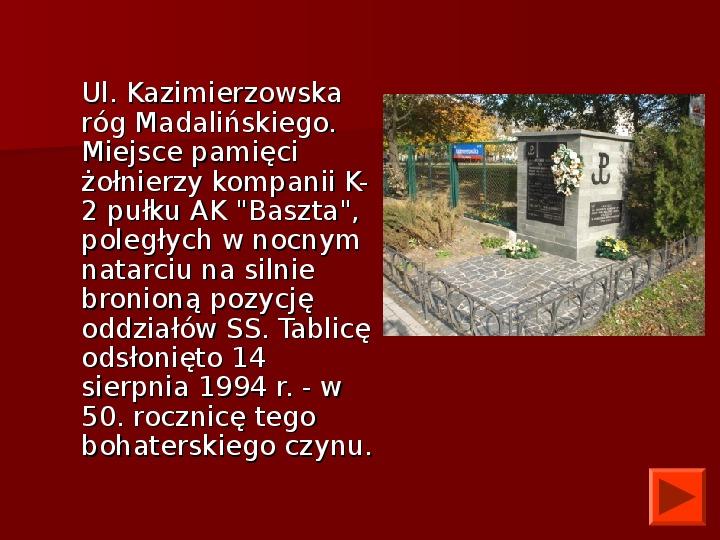 Powstanie Warszawskie 1944 - Slajd 40