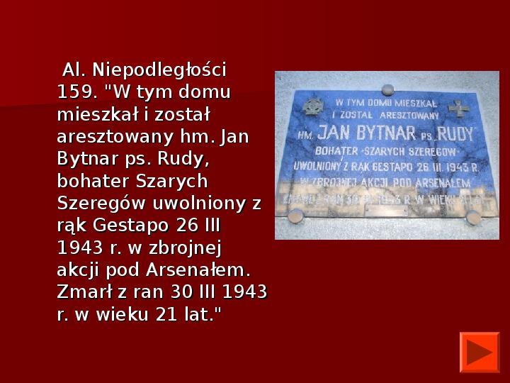 Powstanie Warszawskie 1944 - Slajd 43
