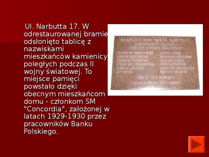 Powstanie Warszawskie 1944 - Slajd 45