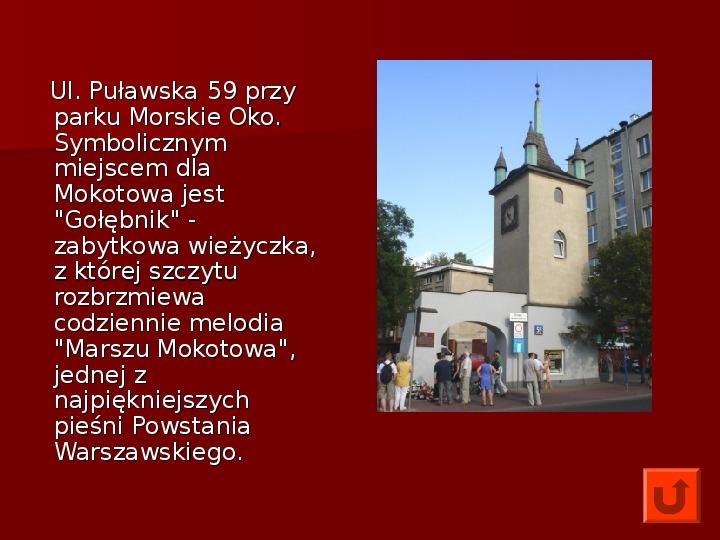 Powstanie Warszawskie 1944 - Slajd 53