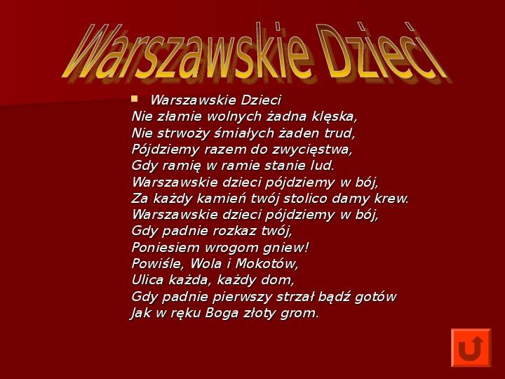 Powstanie Warszawskie 1944 - Slajd 56