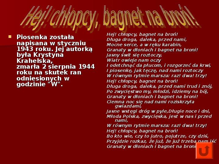 Powstanie Warszawskie 1944 - Slajd 60