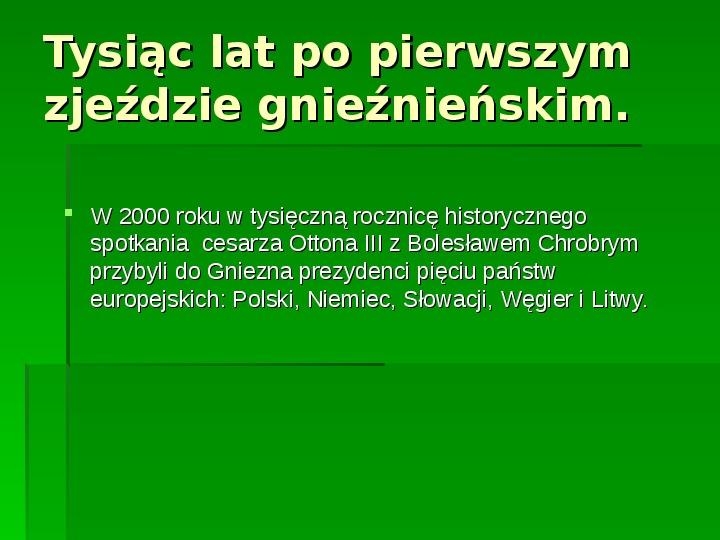 Bolesław Chrobry - Slajd 9