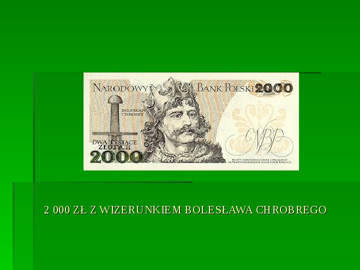 Bolesław Chrobry - Slajd 12