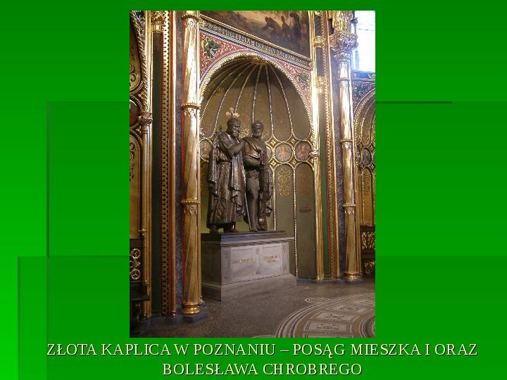 Bolesław Chrobry - Slajd 15