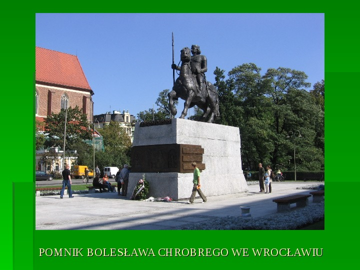 Bolesław Chrobry - Slajd 16