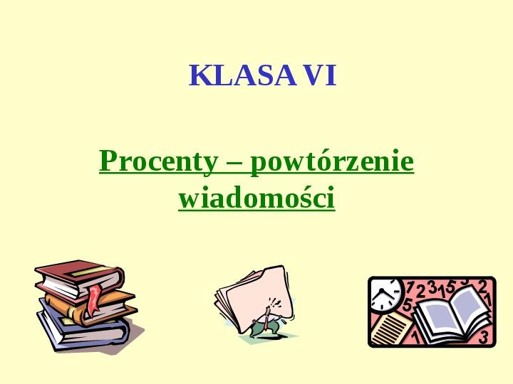 Procenty - Slajd 1