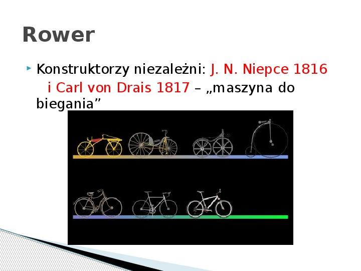 Rewolucja naukowo – techniczna w XIX wieku - Slajd 11