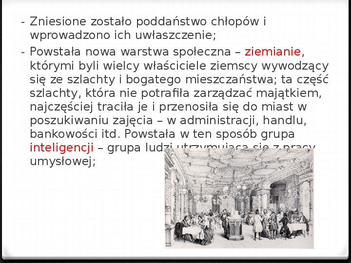 Rewolucja przemysłowa w pocz. XIX wieku - Slajd 5