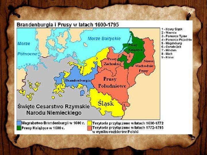 Rosja, Prusy i Austria w XVIII wieku - Slajd 16