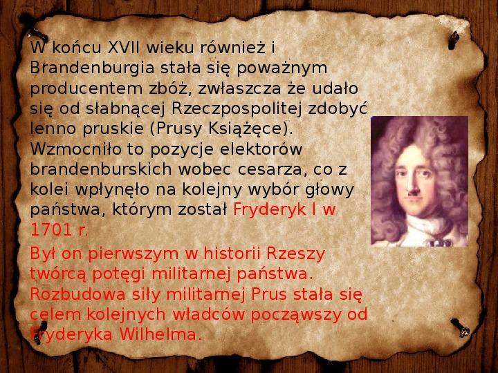 Rosja, Prusy i Austria w XVIII wieku - Slajd 17
