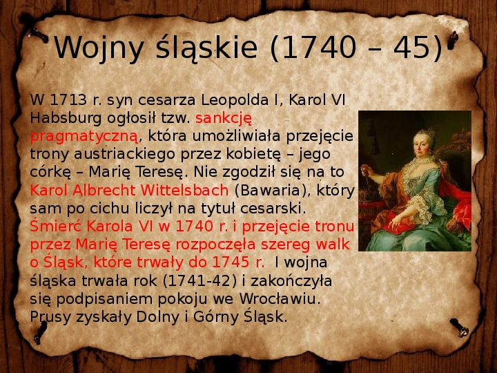 Rosja, Prusy i Austria w XVIII wieku - Slajd 20