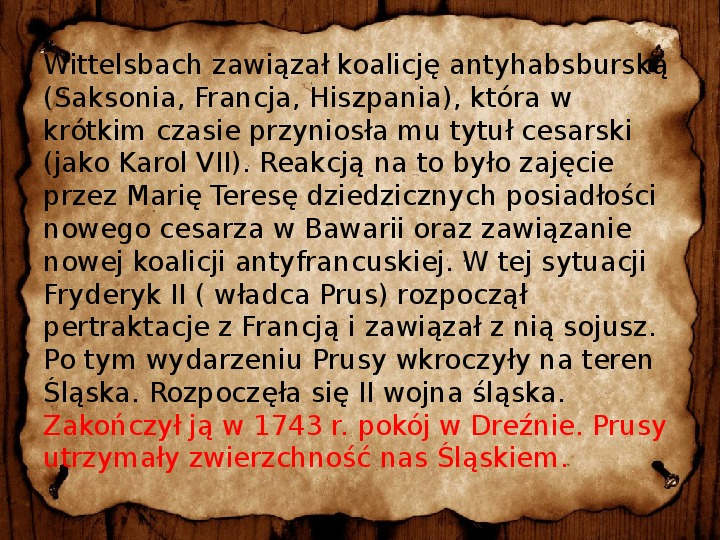 Rosja, Prusy i Austria w XVIII wieku - Slajd 22