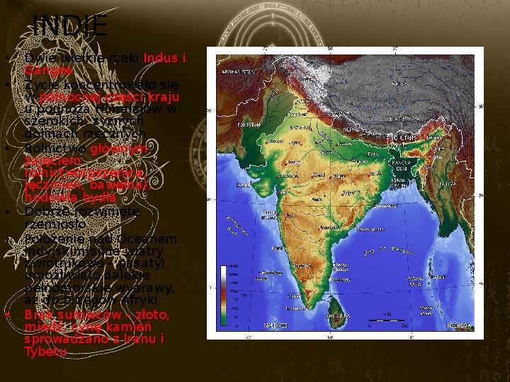 Starożytne cywilizacje Indii i Chin - Slajd 16