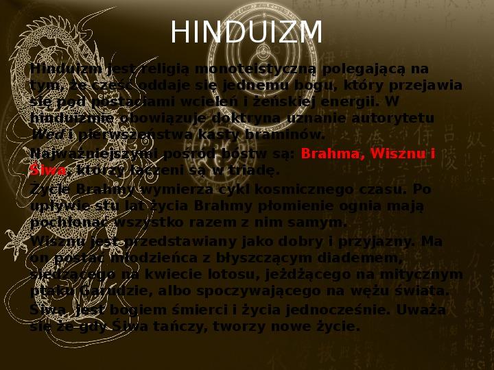 Starożytne cywilizacje Indii i Chin - Slajd 21