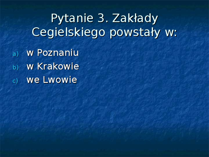 Sytuacja gospodarcza ziem polskich pod zaborami - Slajd 16