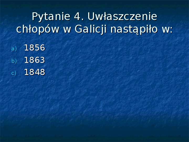 Sytuacja gospodarcza ziem polskich pod zaborami - Slajd 17