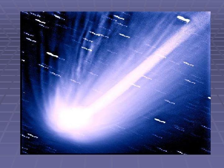 Tajemnica komet - Slajd 6