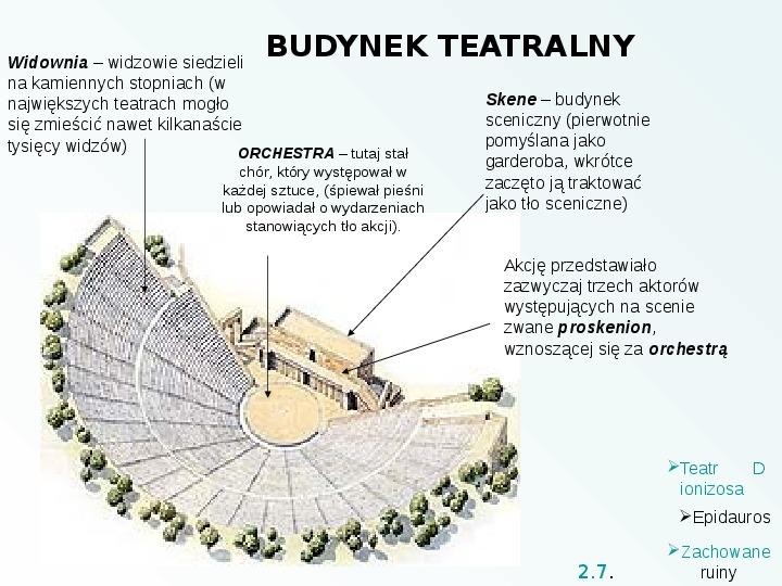Teatr i Antygona - Slajd 10