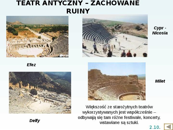 Teatr i Antygona - Slajd 13