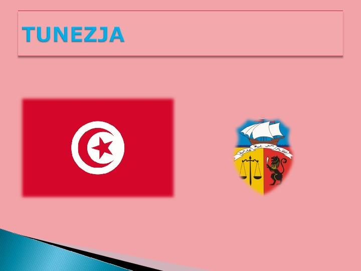 Tunezja - Slajd 1
