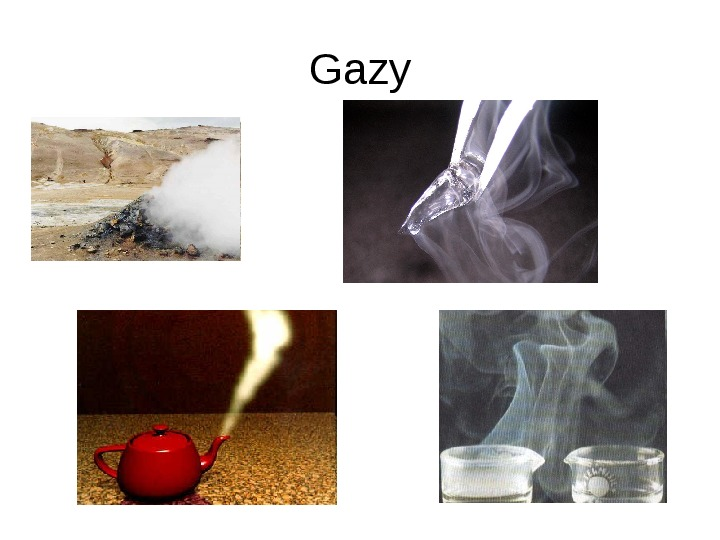 Trzy stany skupienia substancji - Slajd 12