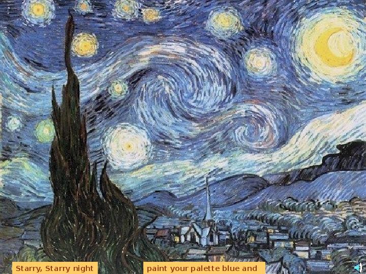 VincentVan-Gogh - Slajd 1