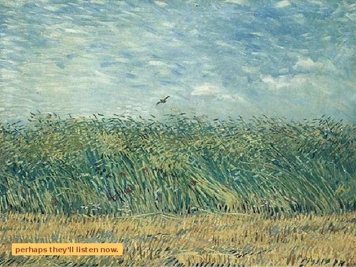 VincentVan-Gogh - Slajd 8