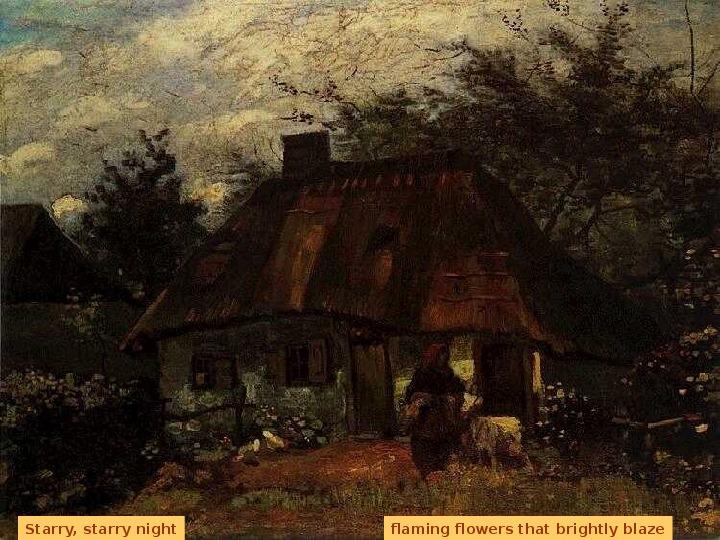 VincentVan-Gogh - Slajd 9