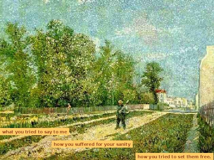 VincentVan-Gogh - Slajd 15