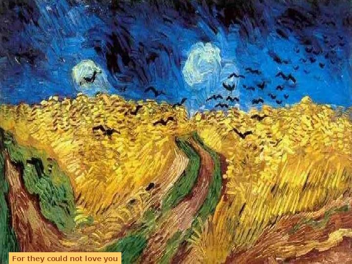 VincentVan-Gogh - Slajd 17